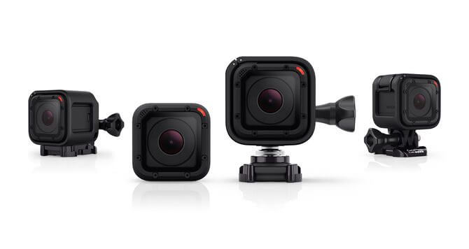 GoPro HERO4 Seasson