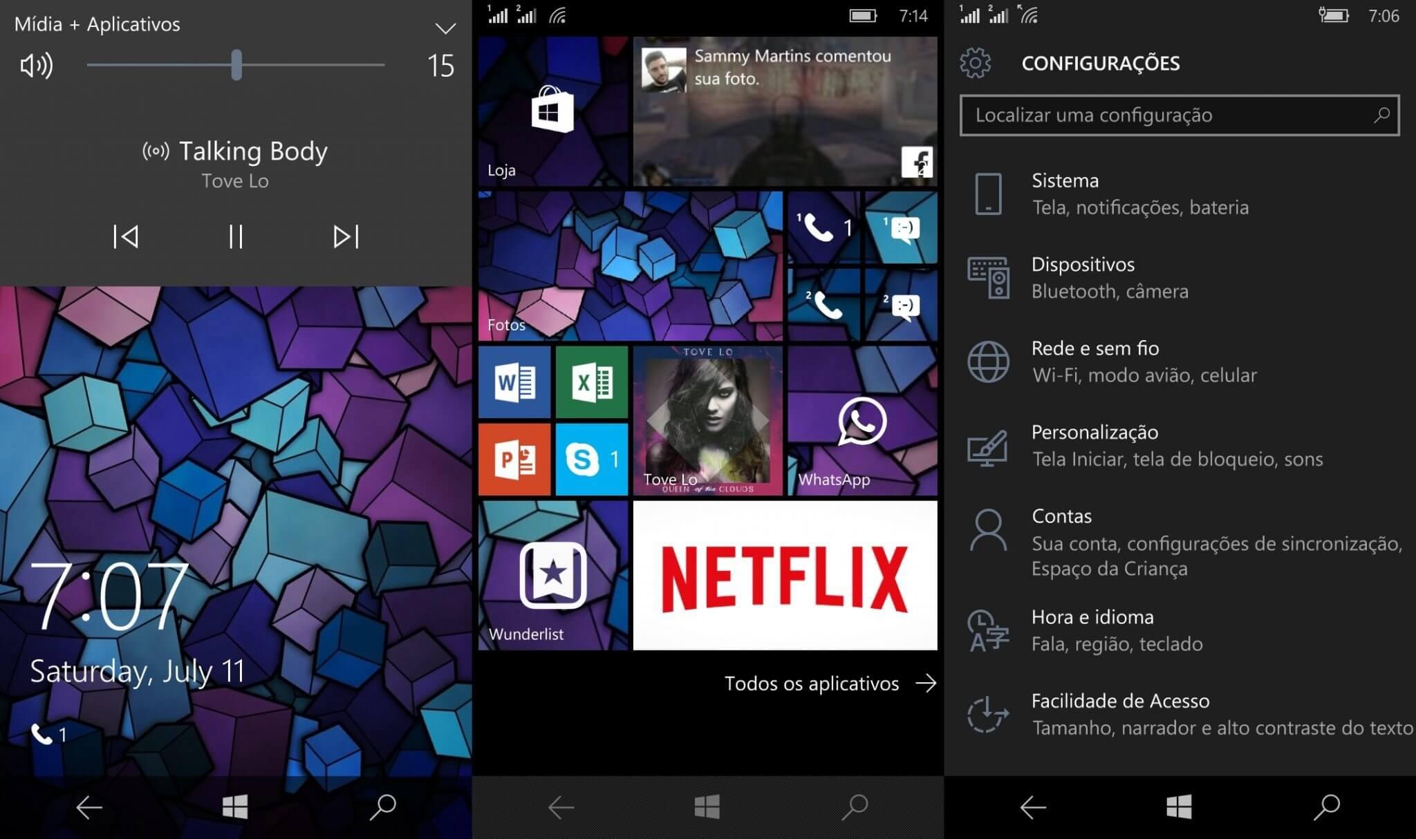wp ss 20150711 0015 horz - Conheça algumas das melhores novidades do Windows 10 Mobile