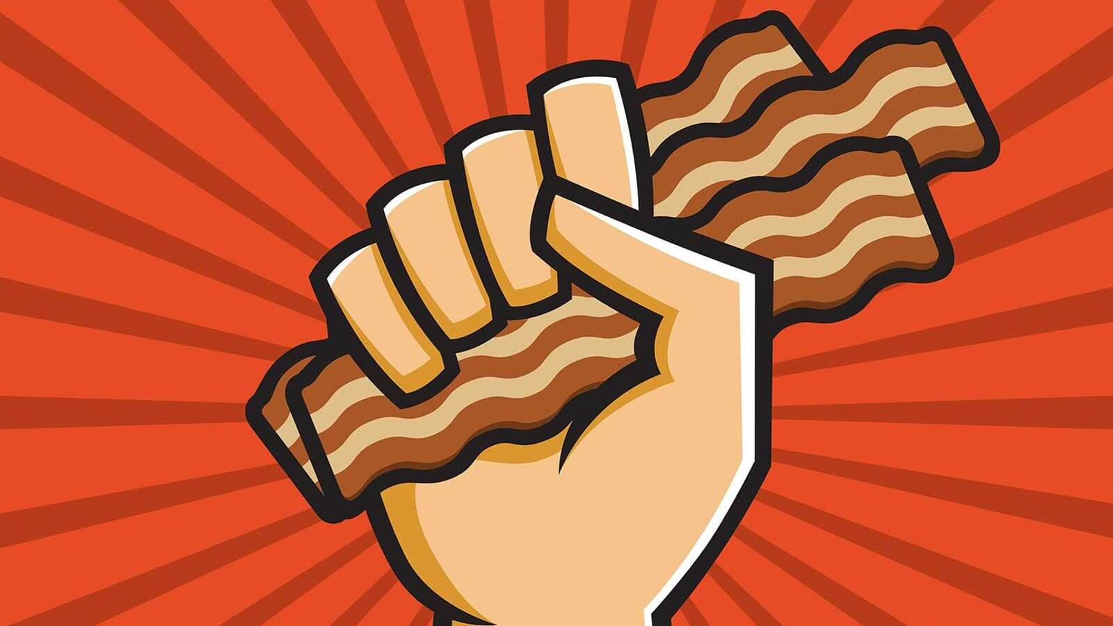 bacon emoji 0 0