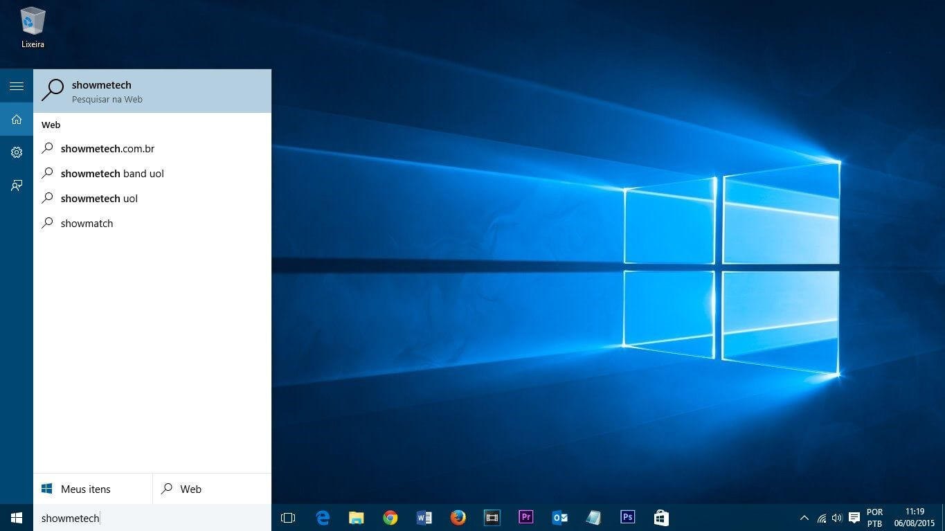 Capa tutorial windows 10