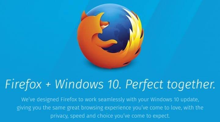firefox40 windows10