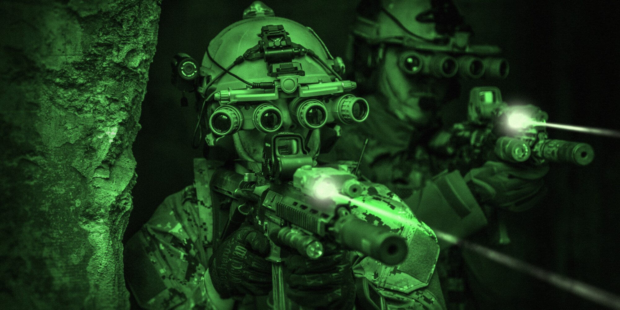 o night vision graphene