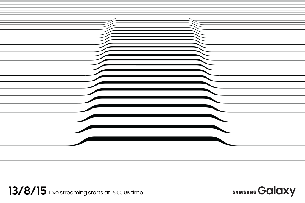 official invitation galaxy note 5