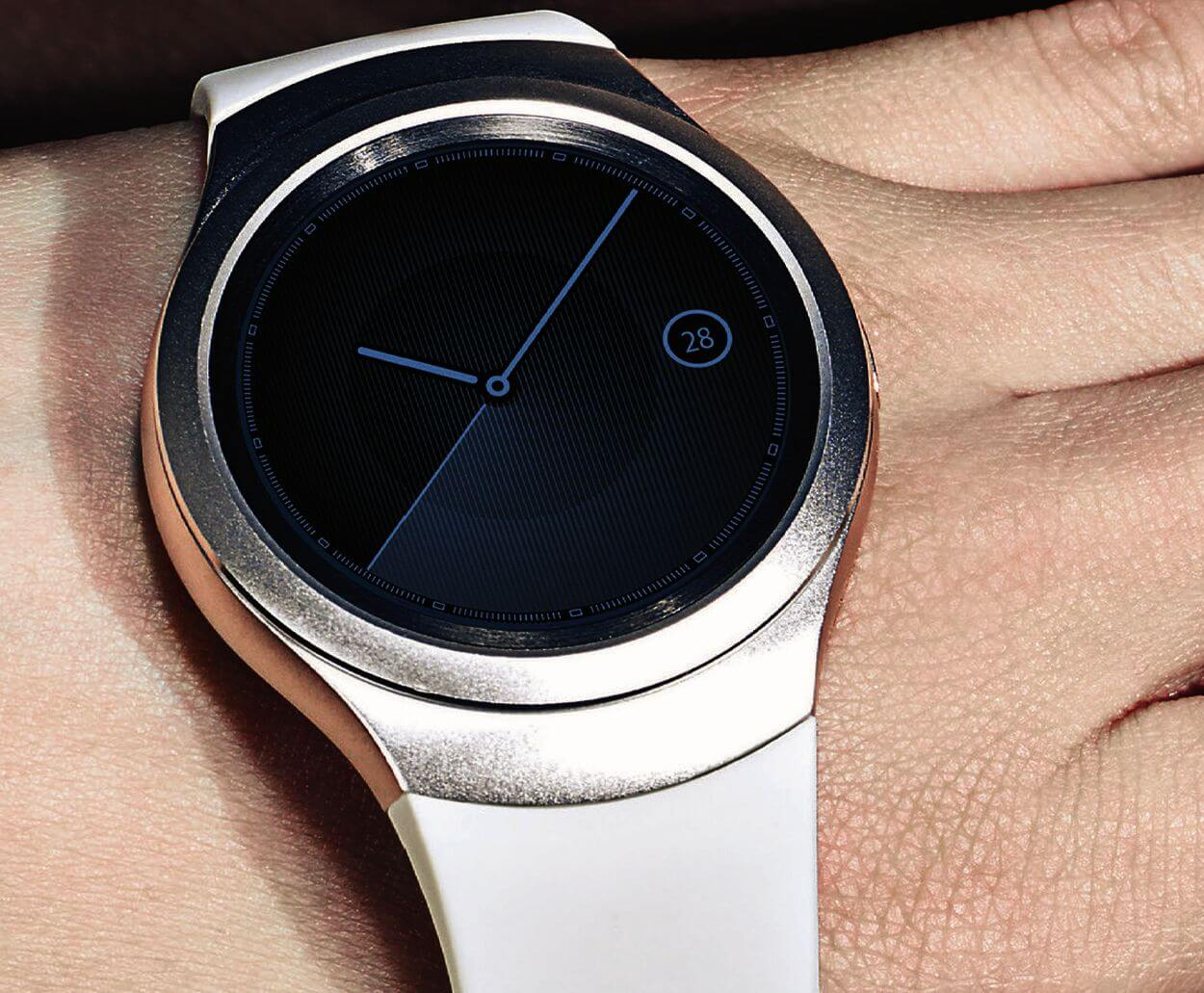 Samsung galaxy gear s2 smartwatch 34