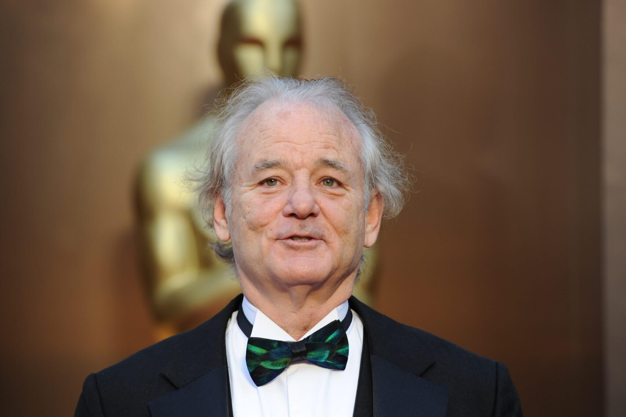 """Bill Murray confirma participação no próximo filme de """"Os Caça-Fantasmas"""""""