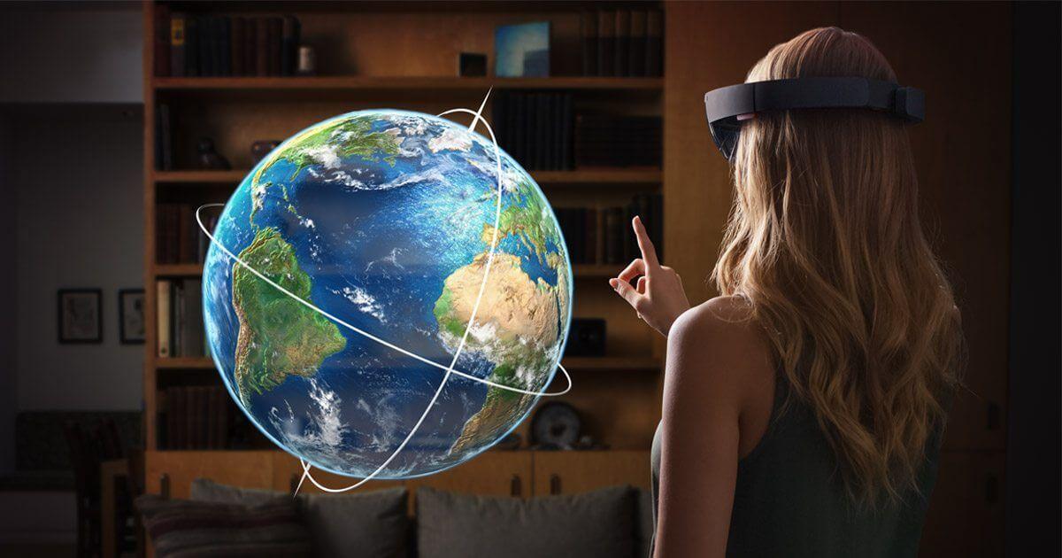 HoloLens pode chegar às mãos de desenvolvedores no ano que vem