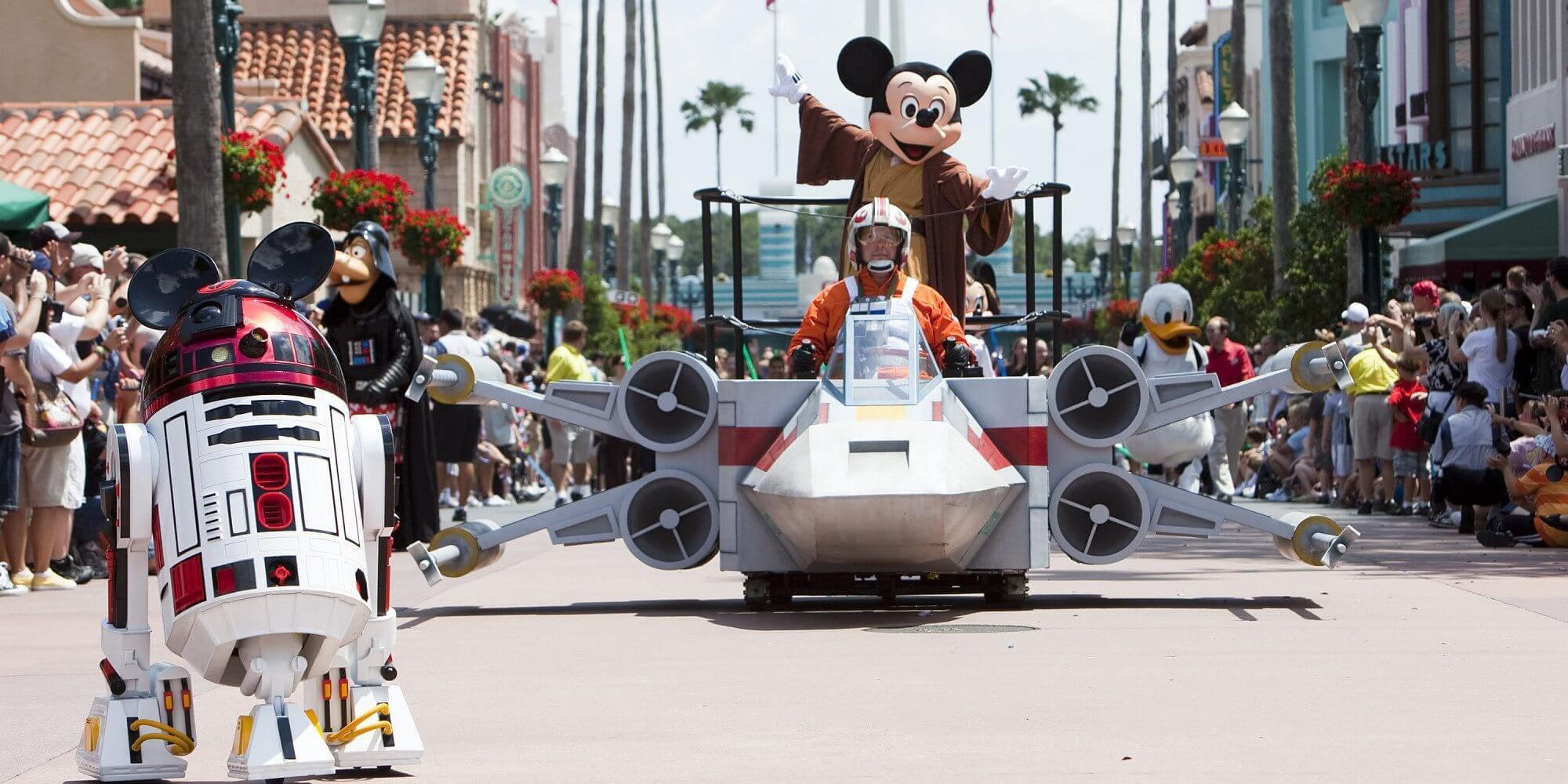 Star Wars ganhará parques temáticos na Disney 4