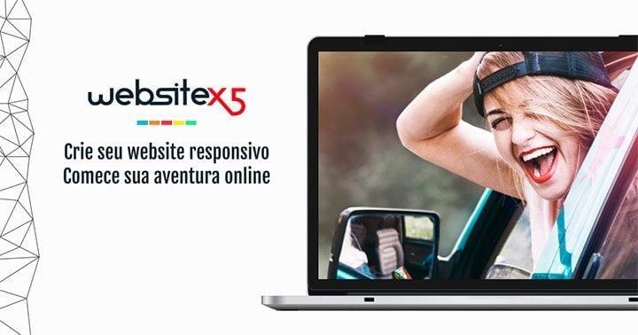WebSite X5 Professional 12: crie sites sem escrever uma linha de código