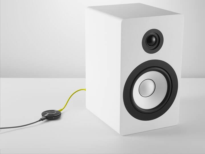 Caixa chromecast audio