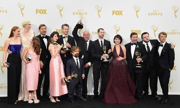 Game of thrones breaks record with multiple wins at emmy awards 2015