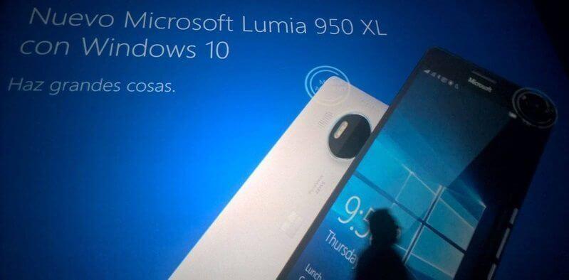 Vazam imagens e especificações dos novos Lumia 950 e Lumia 950 XL