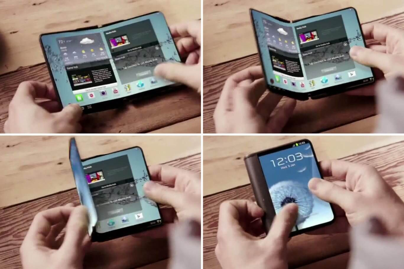 project valley - Samsung pode lançar smartphone dobrável em janeiro