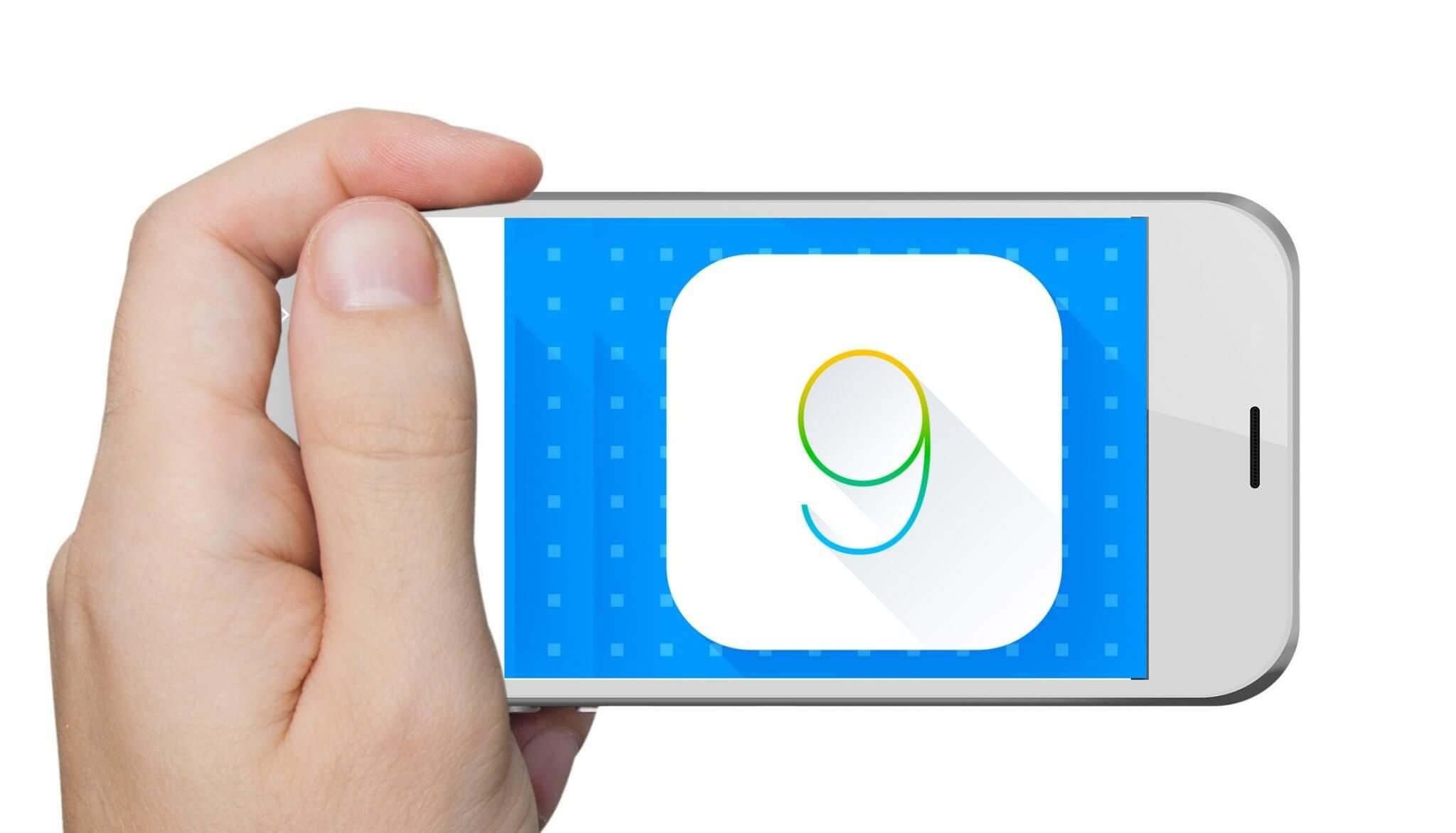 Outra? Apple acaba de lançar iOS 9.0.2