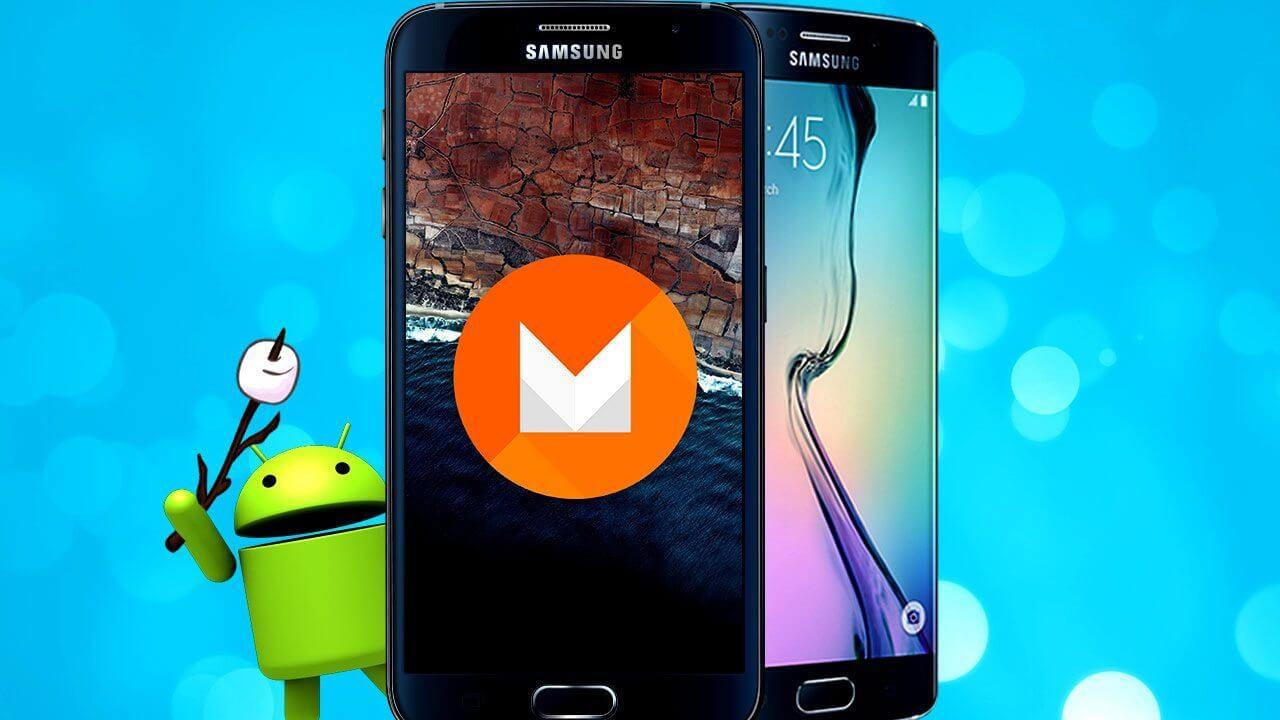Samsung estaria preparando uma grande atualização para o Galaxy Note 5 e a linha S6