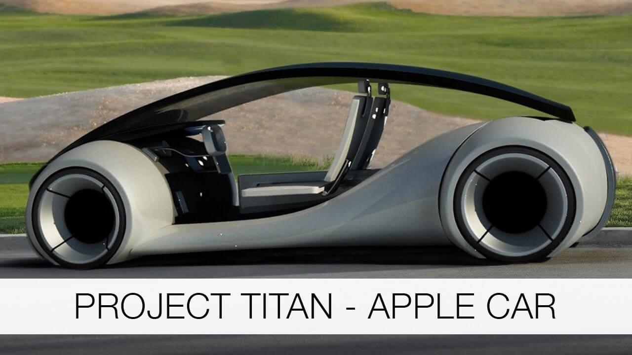 Primeiro carro da Apple pode ser lançado em 2019