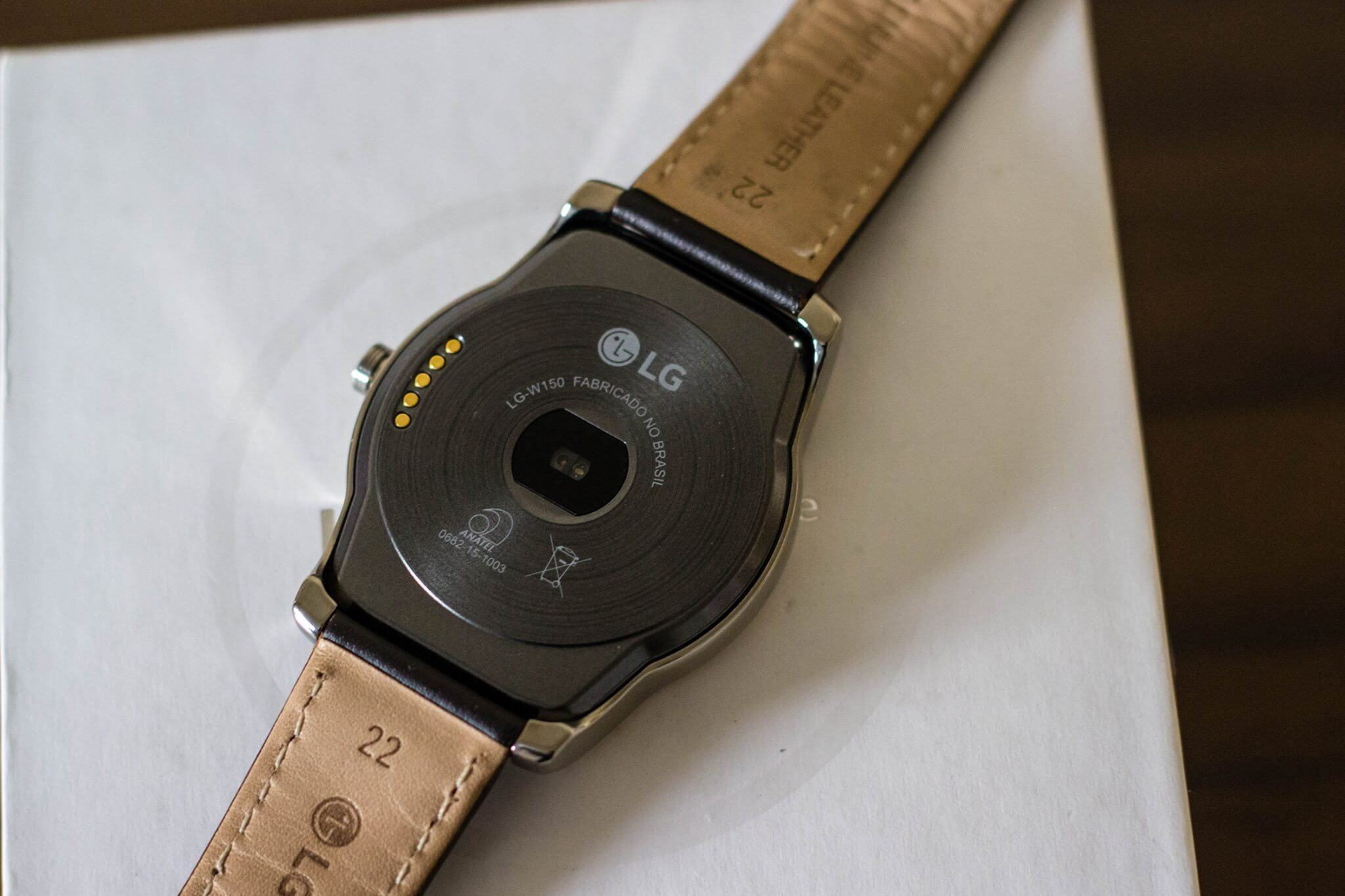 Review LG Watch Urbane 4
