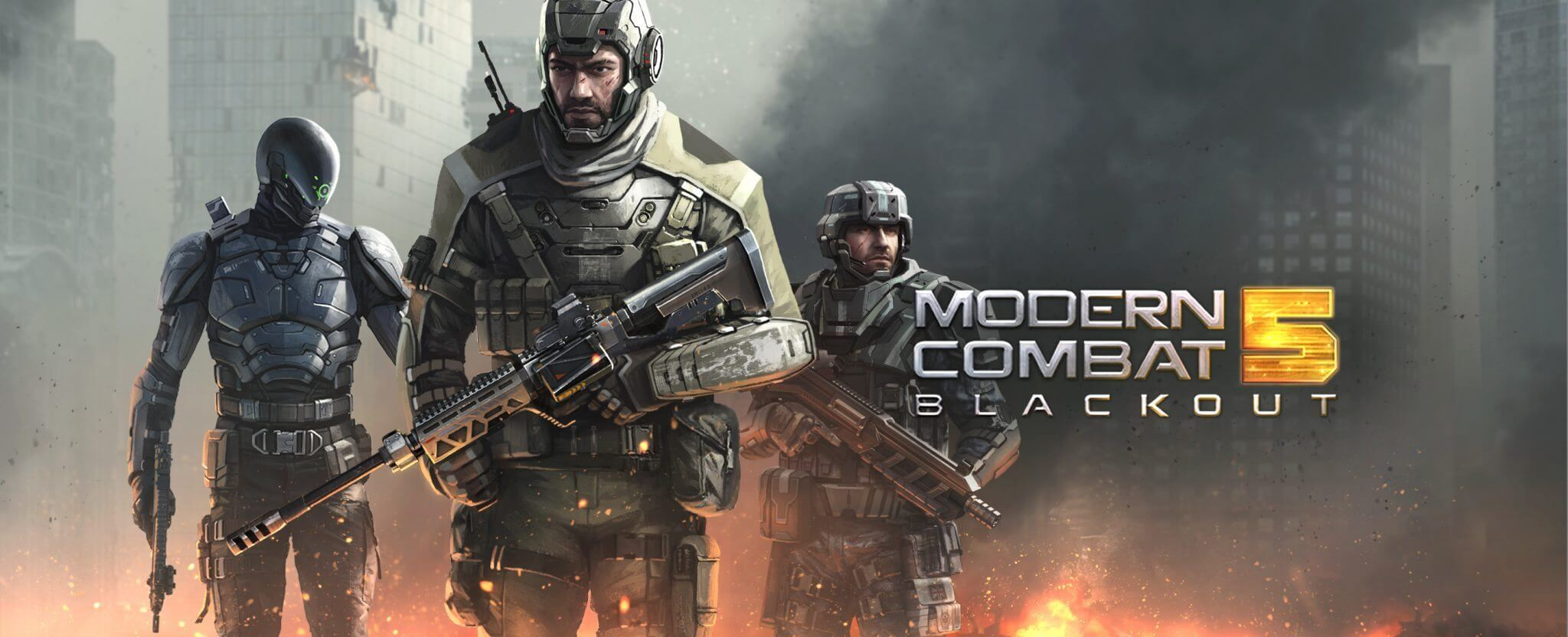 Game Review: Modern Combat 5 (iOS/Android)