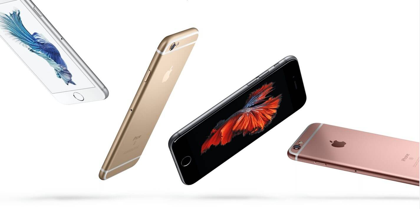 screenshot 1 - iPhones 6s e 6s Plus já tem data para chegar no Brasil