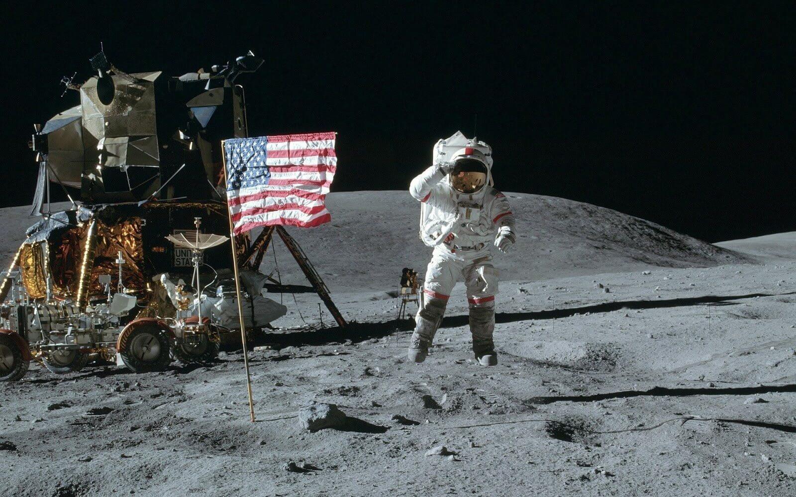 NASA publica fotos em alta resolução da histórica missão Apollo