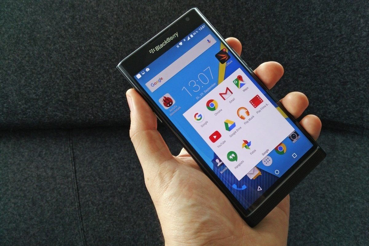 BlackBerry Priv aparece em hands-on com especificações reveladas e possível data de lançamento