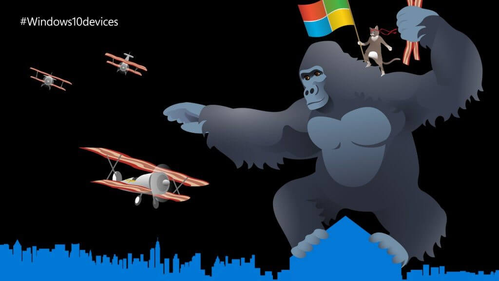 windows 10 devices evento da microsoft
