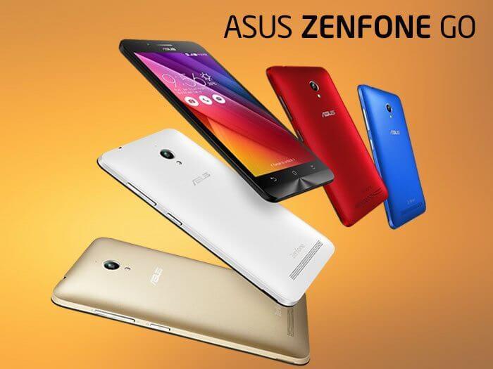 Zenfone go 5