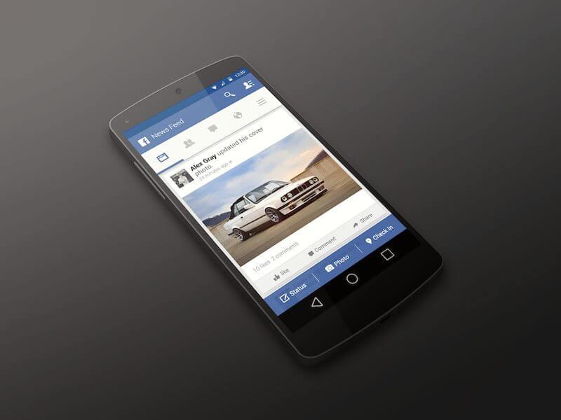 facebook android - Facebook obriga parte de seus funcionários a trocarem seus iPhones por Androids