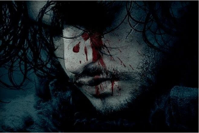 game of thrones john snow twitter hbo - HBO anuncia 6º Temporada de Game of Thrones com Jon Snow