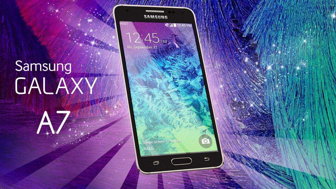 Confira as imagens e especificações da nova versão do Galaxy A7