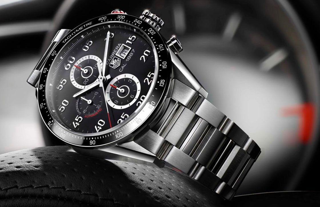 Primeiro smartwatch da TAG Heuer começa a ser vendido hoje nos EUA 2