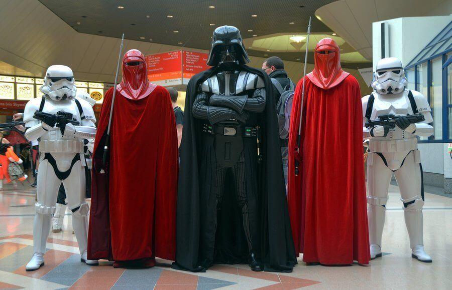 Fantasias serão permitidas em Star Wars: O Despertar da Força