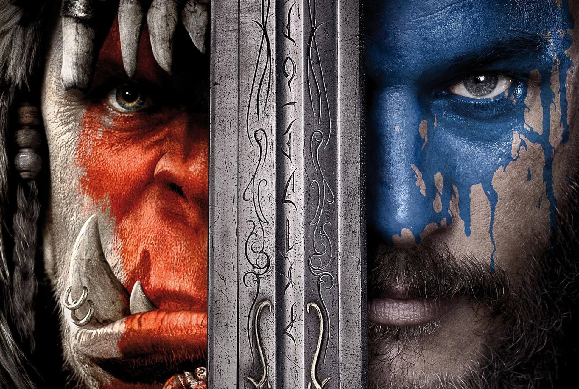 Warcraft the beginning poster 01smt