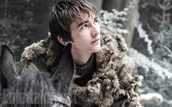 Bran stark got season 6
