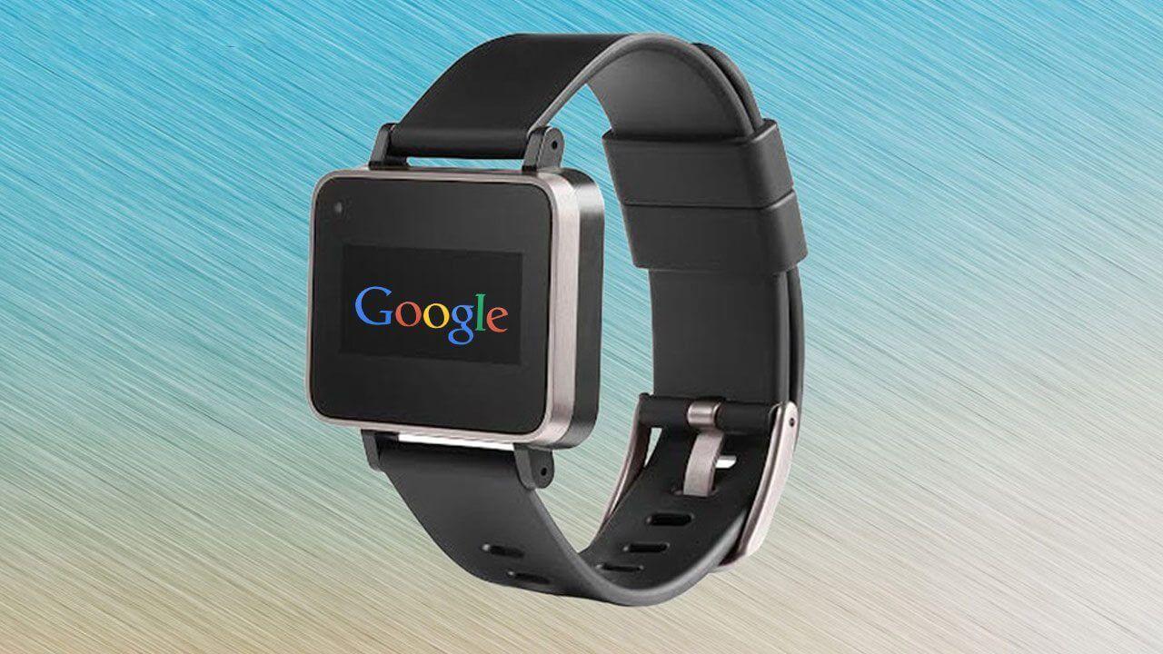 Google protocola patente de smartwatch capaz de realizar teste glicêmico 2