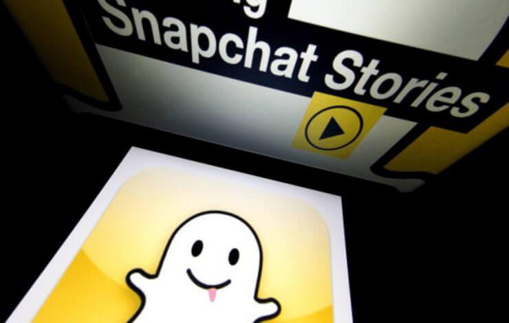 Snapchat san bernardino