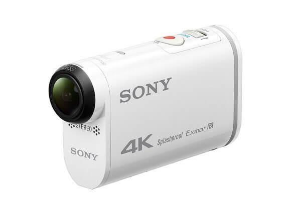 Sony 4K Action Cam: uma síntese de evolução das camêras de ação 5