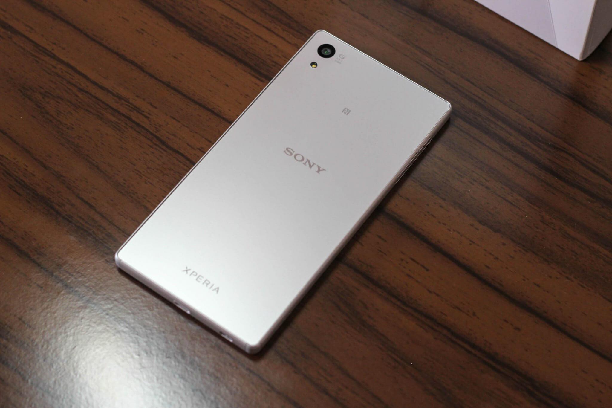 Sony xperia z5 9