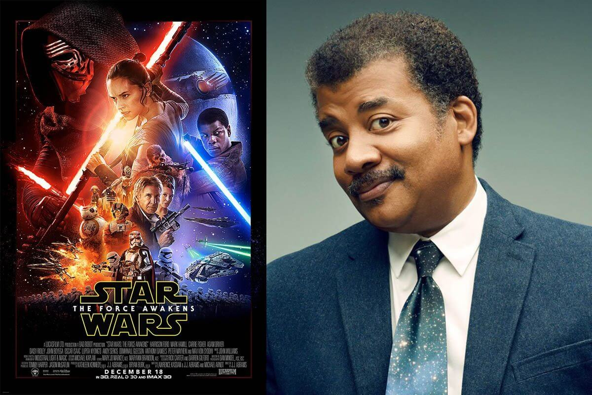 star wars force awakens neil degrasse tyson
