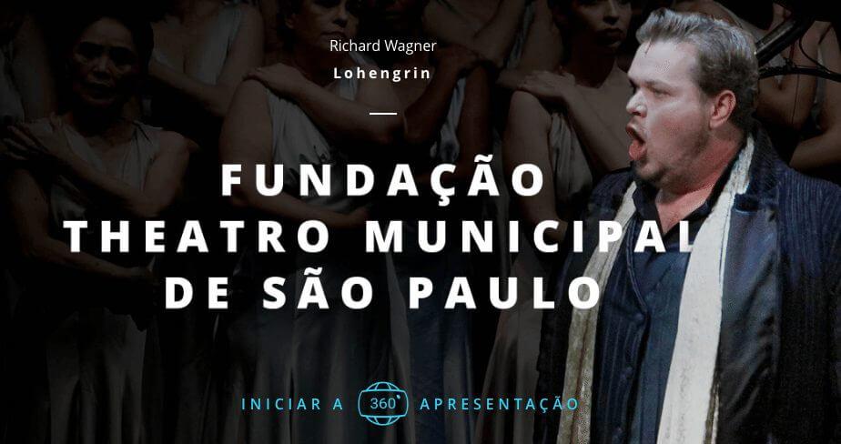 Projeto Performing Arts do Google inclui Municipal de São Paulo