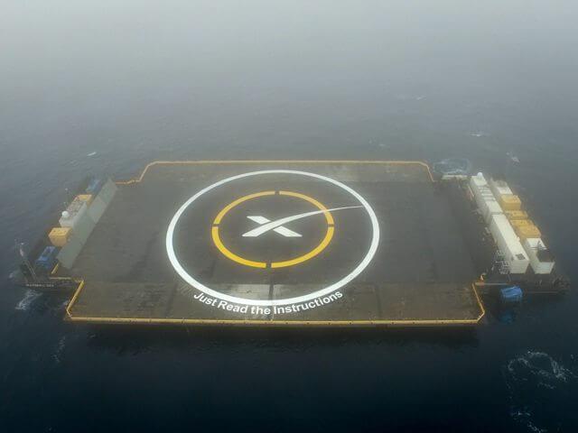 SpaceX falha mais uma vez em pousar um foguete no mar