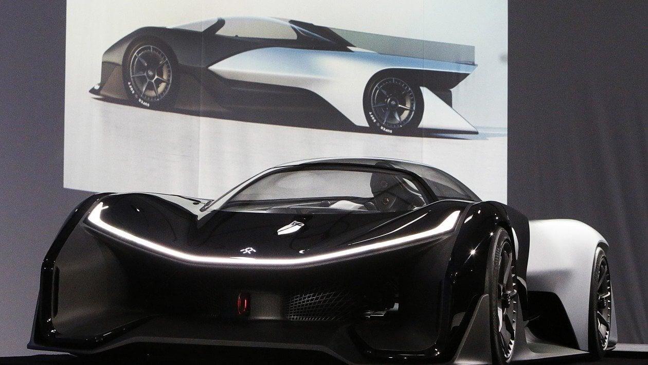 CES 2016: Faraday Future lança carro elétrico parecido com Batmóvel