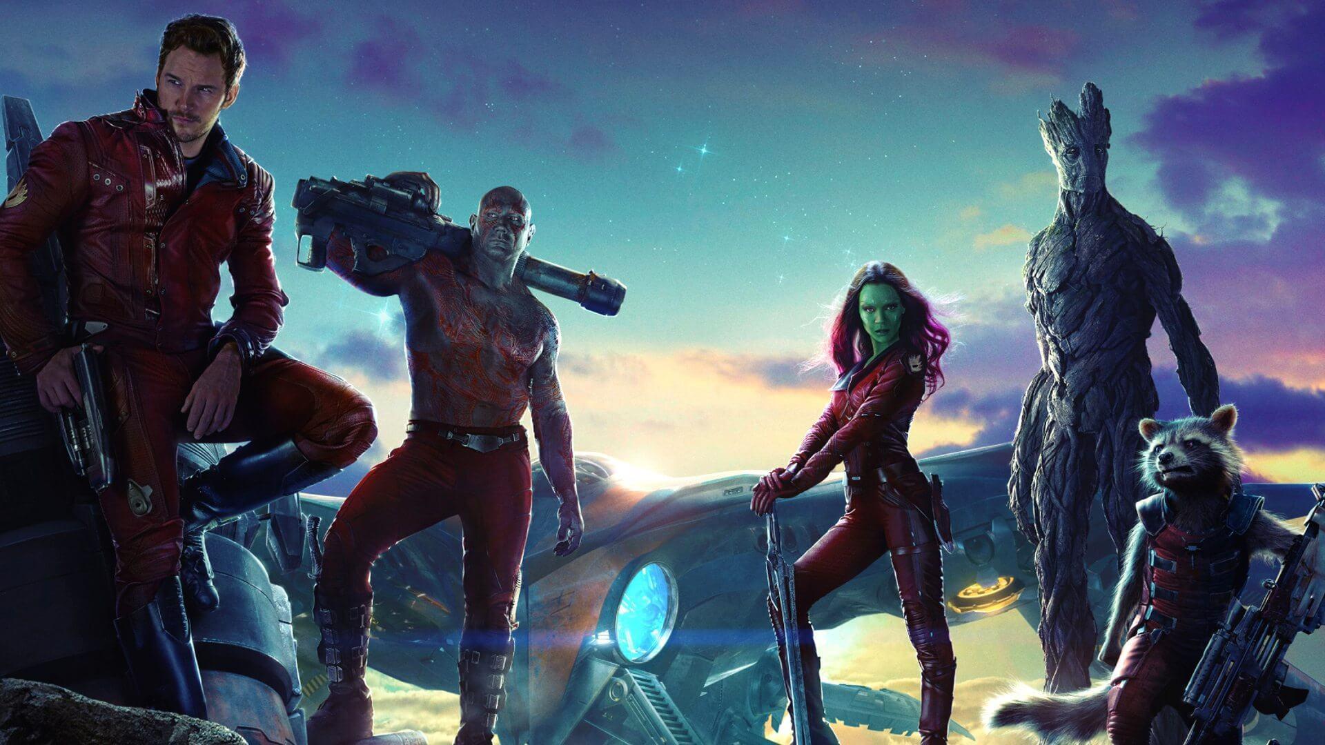 guardioes da galaxia - Guardiões da Galáxia 2 terá um dos personagens mais estranhos da Marvel