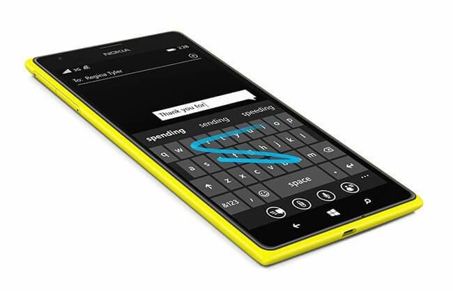 Microsoft quer levar teclado virtual do Windows Phone para o iPhone