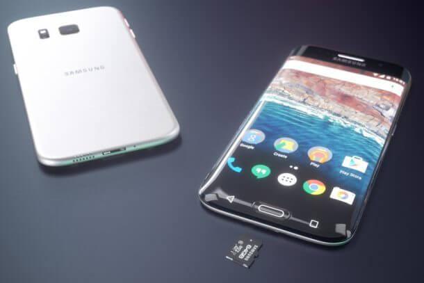 Galaxy S7 da Samsung ganha arte conceito incrível