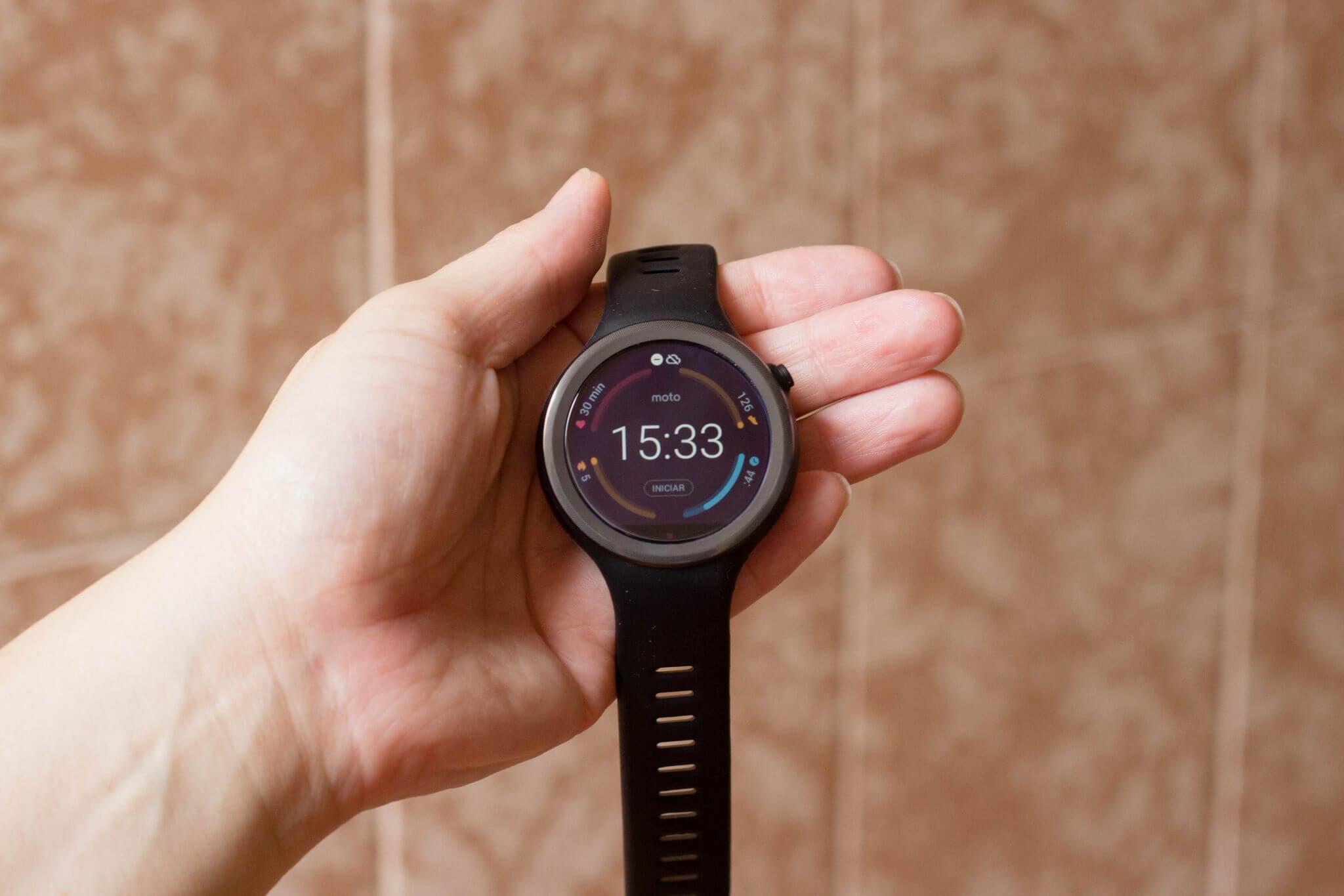moto 360 sport 12 - Review: Moto 360 Sport, um smartwatch independente do seu celular
