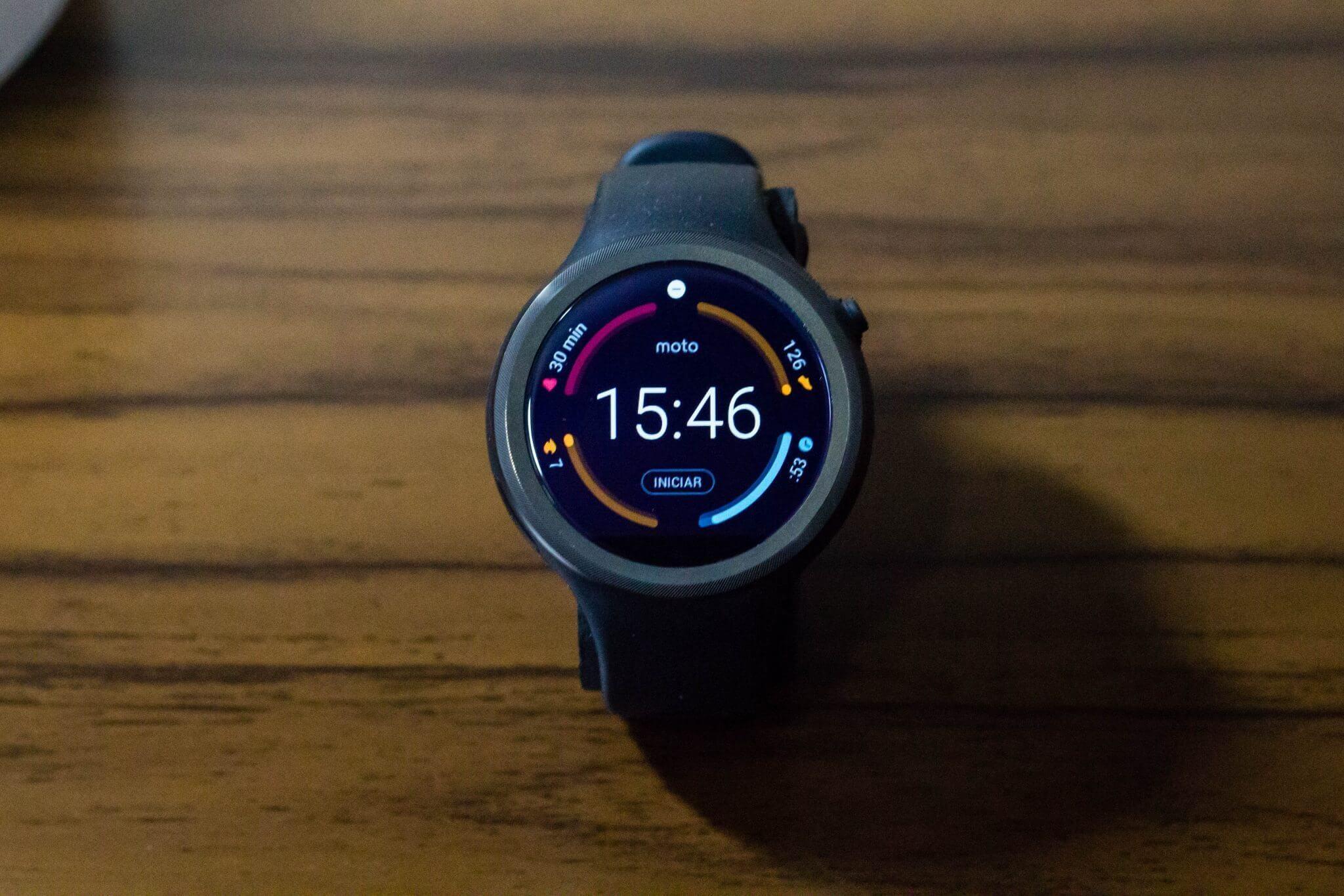 moto 360 sport 16 - Review: Moto 360 Sport, um smartwatch independente do seu celular