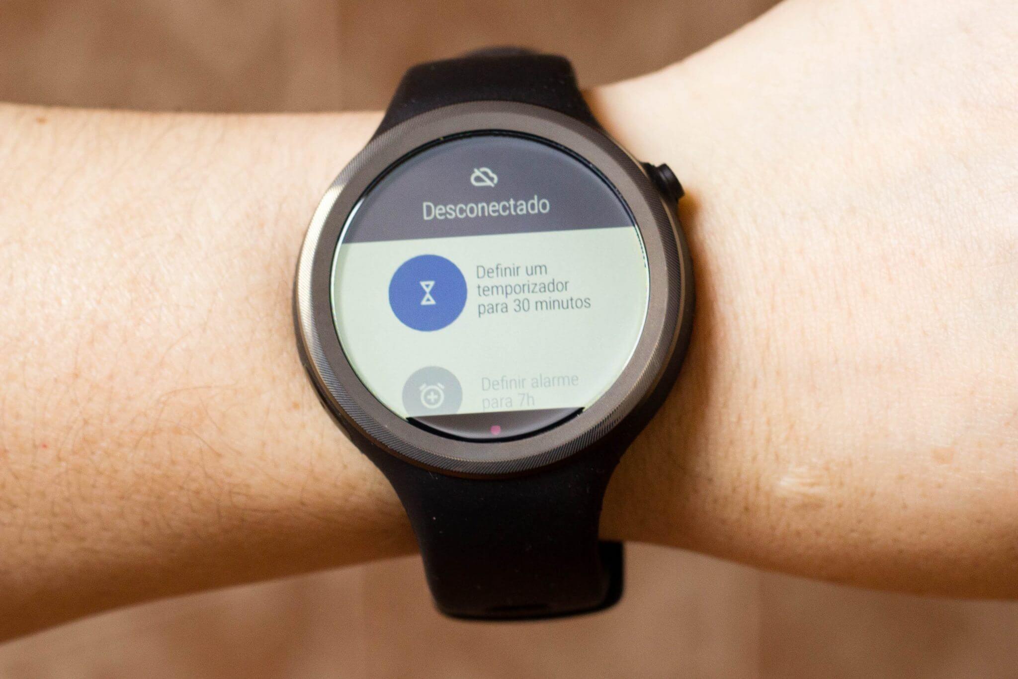moto 360 sport 9 - Review: Moto 360 Sport, um smartwatch independente do seu celular