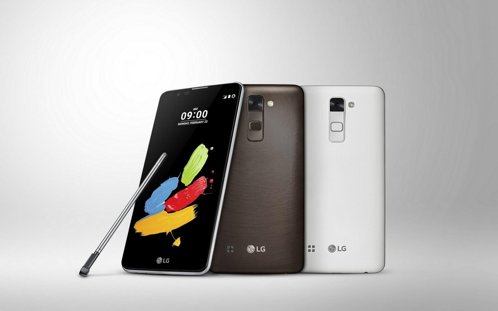 LG Stylus 2 é lançado antes da MWC 2016