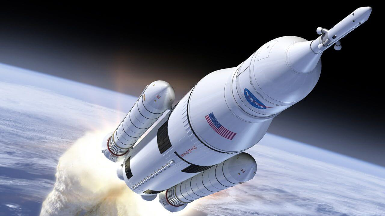 NASA prepara super foguete para trilhar as novas viagens espaciais