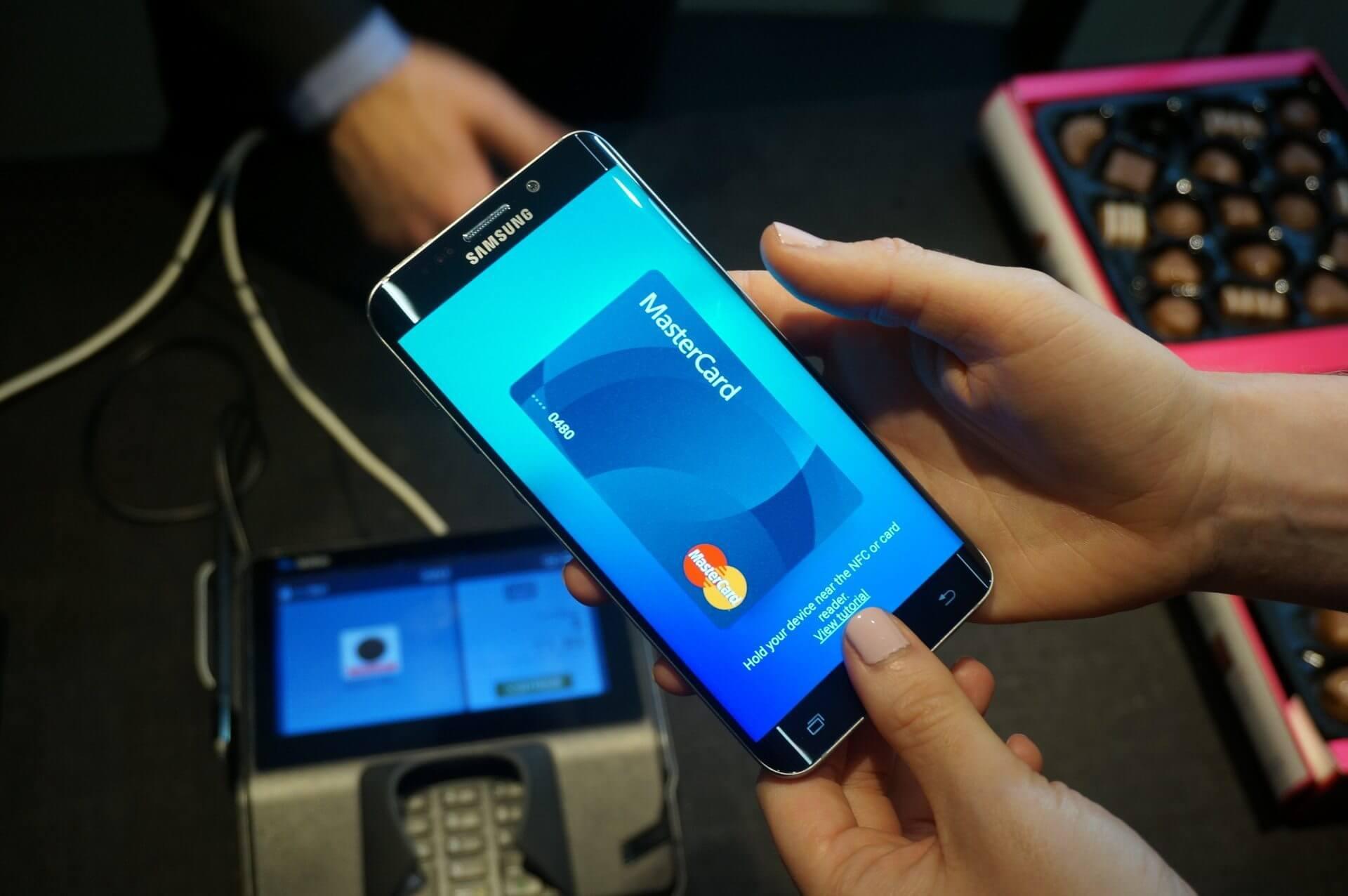 samsung pay chega brasil